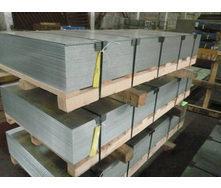 Лист холоднокатаный стальной 0,8х1250х2500 мм
