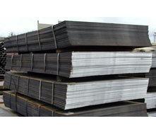 Лист стальной горячекатаный 5х1250х6000 мм