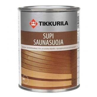 Акрилатний захисний склад Tikkurila Supi saunasuoja 9 л