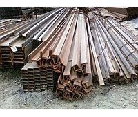 Уголок стальной горячекатаный 63х63х5 мм мера