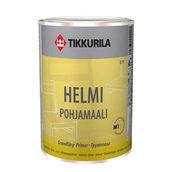 Водоразбавляемая акрилатная грунтовка Tikkurila Helmi pohjamaali 0,9 л матовая
