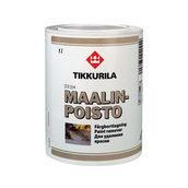 Водоразбавляемое средство для удаления краски Tikkurila Maalinpoisto 1 л