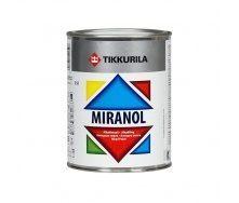 Тиксотропная алкидная эмаль Tikkurila Miranol alkydimaali 9 л высокоглянцевая