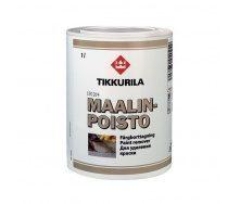 Водорозчинний засіб для видалення фарби Tikkurila Maalinpoisto 1 л