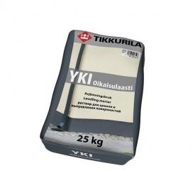 Раствор для выправления поверхностей Tikkurila Yki oikaisulaasti 25 кг серый