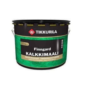 Вапняна фарба Tikkurila Finngard kalkkimaali 25 кг глибоко матова