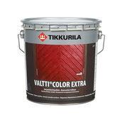 Фасадная лазурь Tikkurila Valtti color extra 9 л глянцевая
