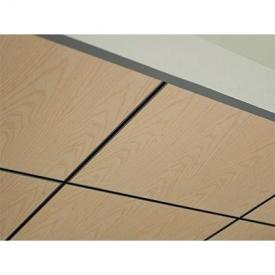 Панель подвесного потолка AMF System C видимый монтаж Thermatex Varioline Wood