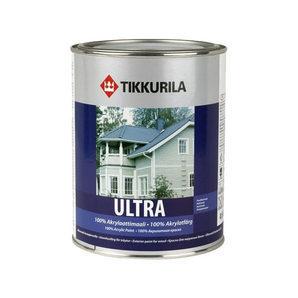 Акрилатна фарба Tikkurila Ultra talomaali 0,9 л напівматова