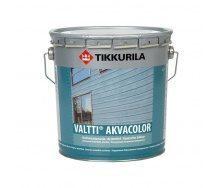 Водорозчинна фасадна лазурь Tikkurila Valtti akvacolor 2,7 л