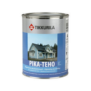 Акрилатна фарба Tikkurila Pika teho 0,9 л матова