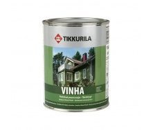 Водорозчинний захист Tikkurila Vinha peittava puunsuoja 2,7 л напівматовий