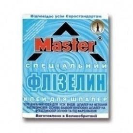 Клей для шпалер Мaster Flizelin 250 г