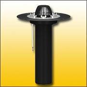 Покрівельна воронка з системою обігріву 110 мм
