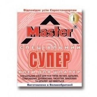 Клей для обоев Мaster Super 250 г