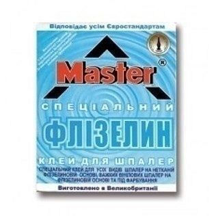 Клей для обоев Мaster Flizelin 250 г