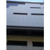 Вентилируемый фасад из композита TD-Bond