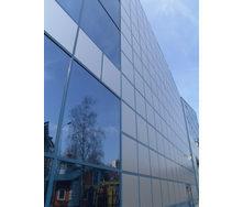 Изготовление навесного вентилируемого фасада