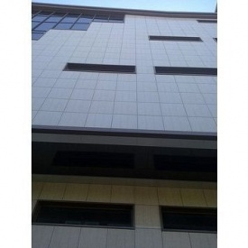 Алюминиевая композитная панель для вентилируемых фасадов