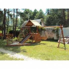 Детская площадка Деревянная