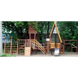 Деревянная детская площадка Шарлота