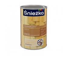 Защитно-декоративная пропитка Sniezka Drewkorn Expert 9 л прозрачная