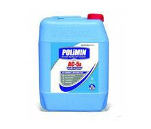 Глубокопроникающая грунтовка Polimin Грунт антисептик АС-5а 10 л