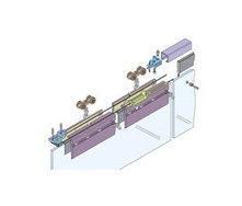 Синхронизатор открывания Knauf для стеклянных дверей