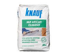 Штукатурка Knauf МП Ляйхт Цемент 30кг