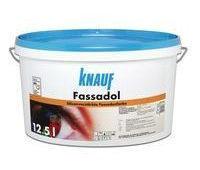 Краска Knauf Fassadol тонированная 5 л