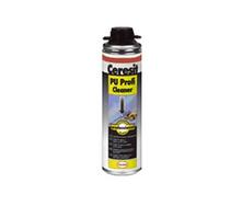 Полиуретановый герметик Ceresit CF 100 PU Sealant 600 мл коричневый