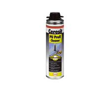 Полиуретановый герметик Ceresit CF 100 PU Sealant 600 мл черный