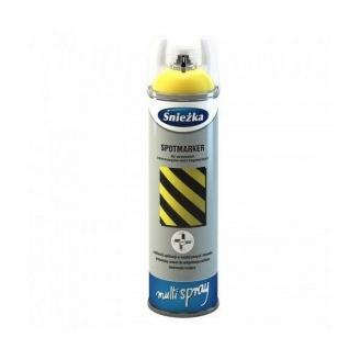 Лак Sniezka Multispray spotmarker 0,5 л белый