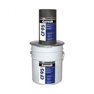 Полиуретановое покрытие для промышленных полов Ceresit CF 95 В 5 кг