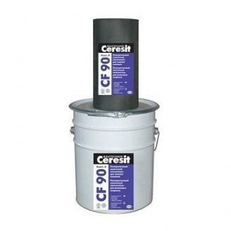 Эластичный полиуретановый заполнитель пор Ceresit CF 90 А 15 кг