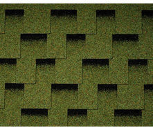 Битумная черепица Icopal Plano Claro 1000*317 мм зеленый лес