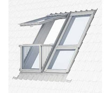 Окно-балкон Velux GDL Cabrio 3073 94х252 см