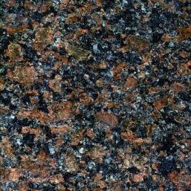 Плитка из гранита Новоданиловского месторождения 600х300х20 мм