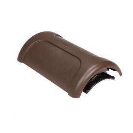 Коньковый вентиль VILPE PELTI-KTV/HARJA 350х225 мм коричневый