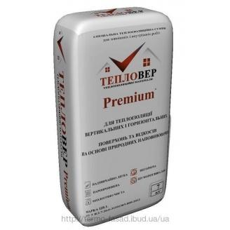 Теплоізоляційна штукатурка Bauwer (Тепловер) Premium 25л