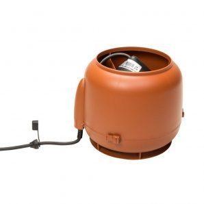 Вентилятор VILPE ECo110S 160 мм кирпичный