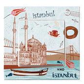 Переключатель VIKO KARRE Cities Istanbul (90962023)