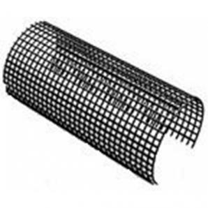 Захисна сітка для жолоба Wavin Kanion 100х2000 мм чорна