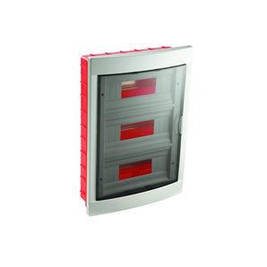 Внутрішній щиток на 36 модулів VIKO SİGORTA KUTUSU SIVA ALTI 440х314х105 мм (90912036)