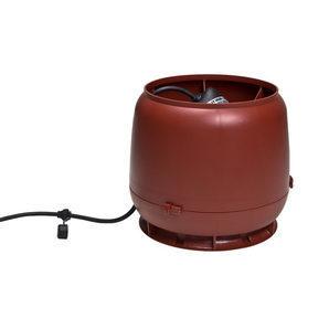 Вентилятор VILPE E220 S 160 мм красный