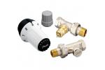 Комплекти термостатичного регулювання  Danfoss