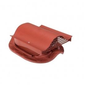 Кровельный вентиль VILPE MUOTOKATE-KTV 330х260 мм красный