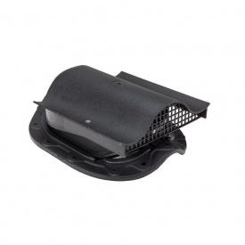 Кровельный вентиль VILPE MUOTOKATE-KTV 330х260 мм черный