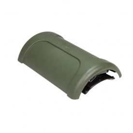 Коньковый вентиль VILPE PELTI-KTV/HARJA 350х225 мм зеленый