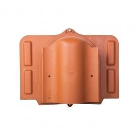 Кровельный вентиль VILPE PELTI-KTV 355х460 мм кирпичный